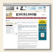 Excelsior Web Site Screen Capture